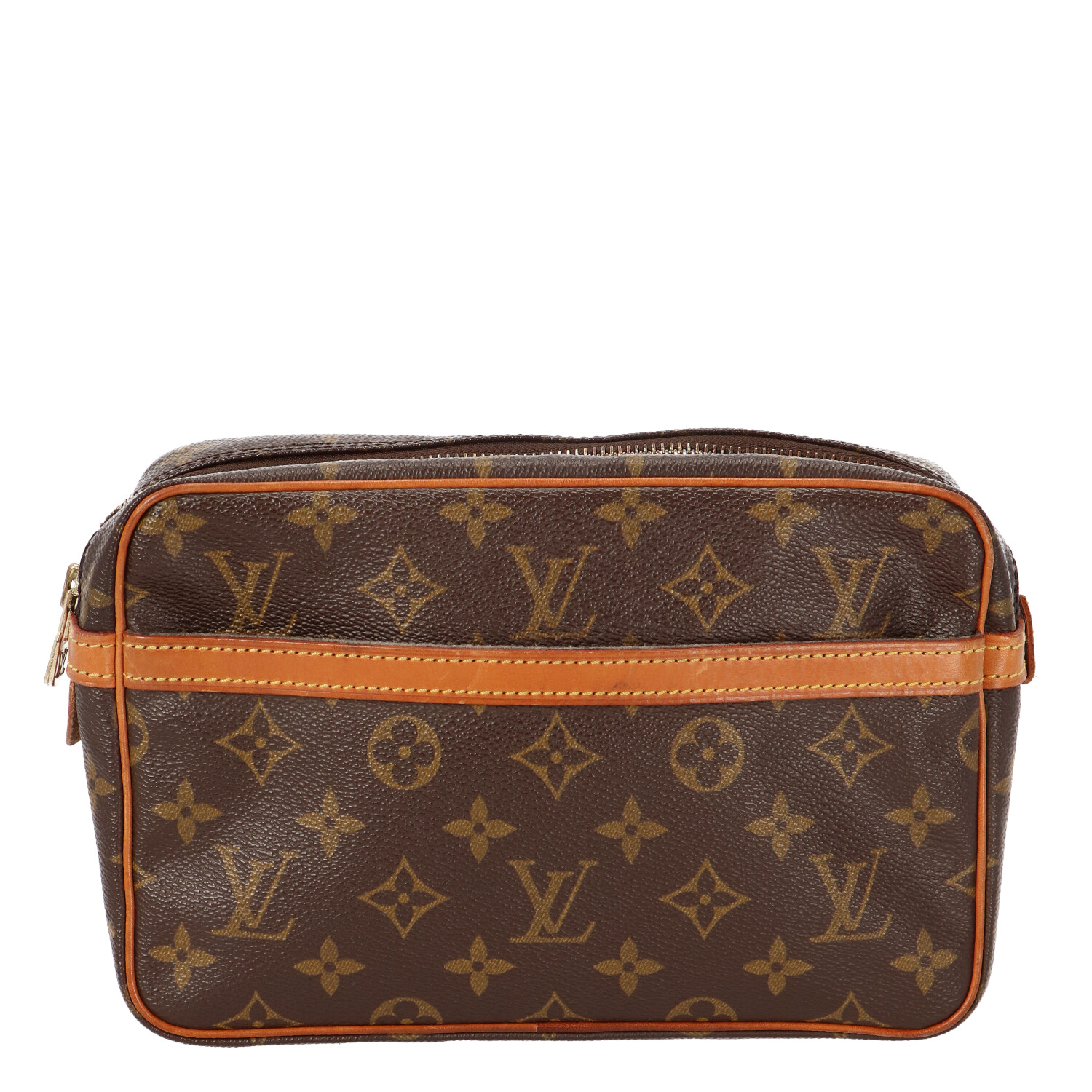 Monogram Canvas Compiegne 23
