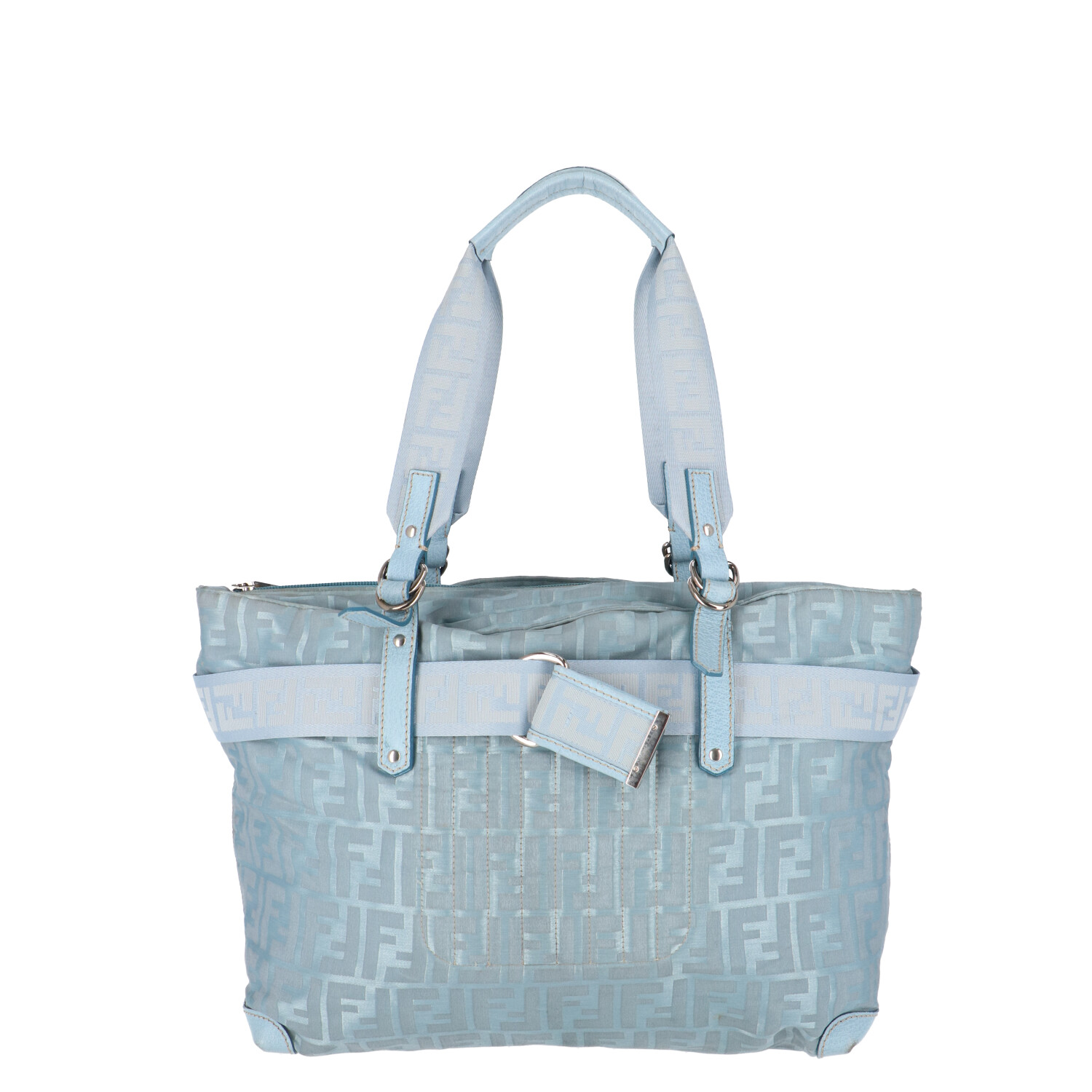 Blue Zucca Canvas Shoulder Bag