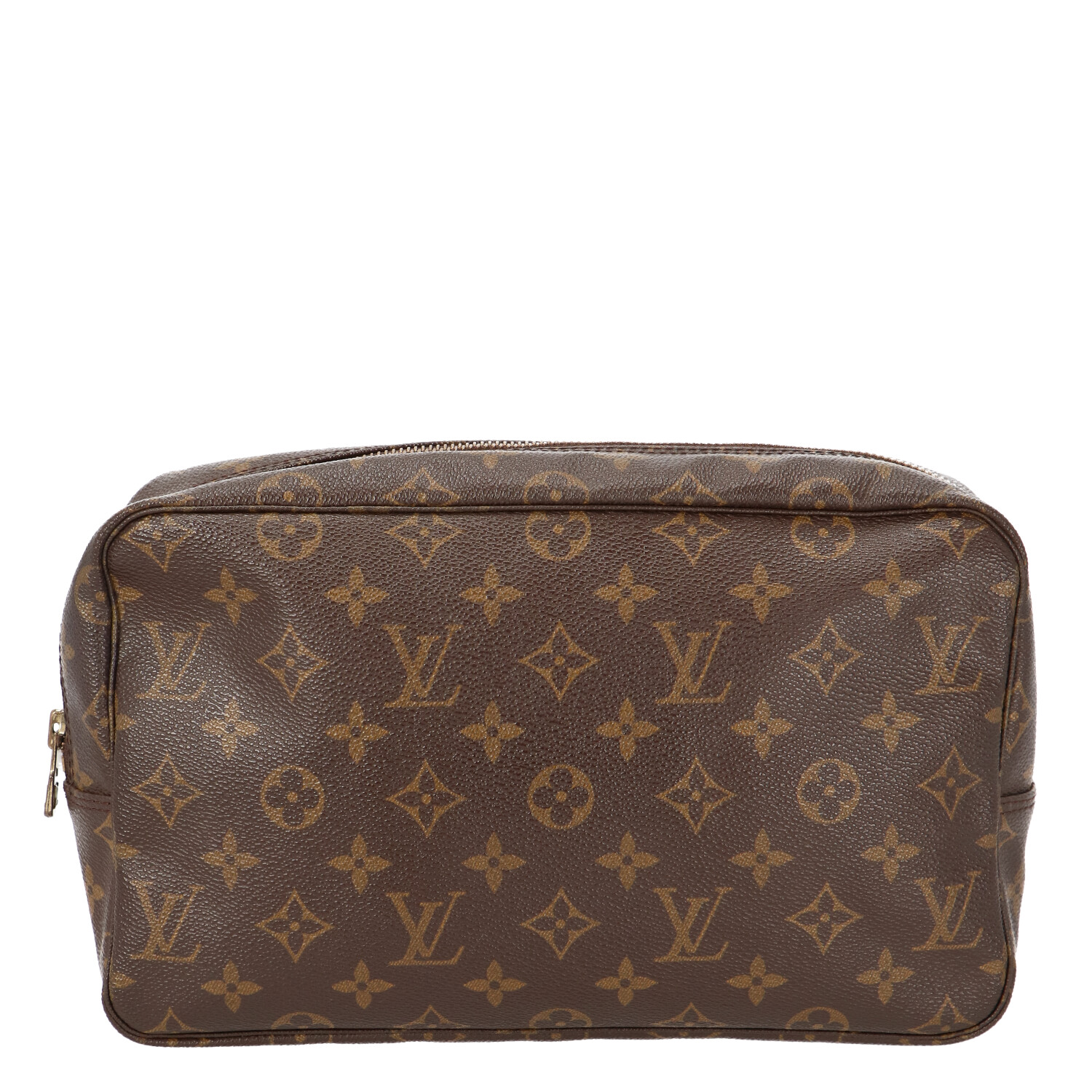 Monogram Canvas Trousse Toilette 28